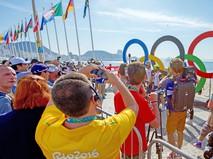 Олимпийские игры 2016 в Рио-де-Жанейро