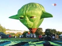 Воздушный шар магистр Йода