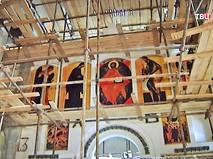 Строительство церкви