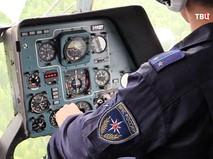 Пилот МЧС России
