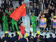 Церемония открытия ОИ в Рио