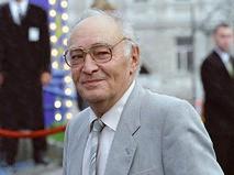 Вячеслав Тихонов на XXII Московском международном кинофестивале