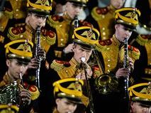 """""""Спасская башня"""". Фестиваль военных оркестров - 2015"""