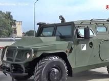 Проверка боеготовности вооруженных сил