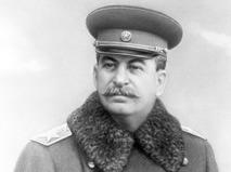 Генеральный секретарь Центрального Комитета Всесоюзной коммунистической партии (большевиков) Иосиф Сталин