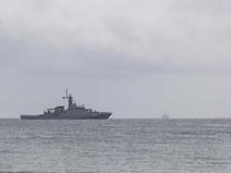 Патрульный корабль ВМС США