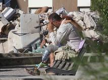 Траур по погибшим в Италии