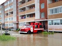 Ликвидация последствий мощного циклона в Приморском крае