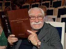 Армен Джигарханян на концерте, посвящённом 70-летию композитора Максима Дунаевского