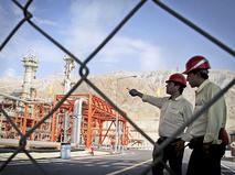 Газоперерабатывающий завод в Иране