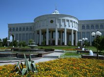 Президентский дворец в Ташкенте
