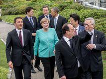 """Саммит """"Большой семерки"""" в Японии"""