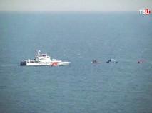 Катер береговой охраны Турции