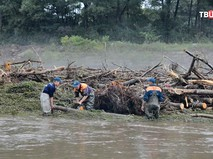 Потоп в Приморье