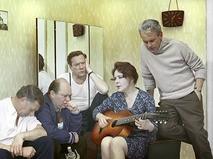 """Кадр из фильма """"Белорусский вокзал"""""""