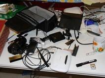 Обыск в квартире подозреваемого в оскорблении чувств верующих Руслана Соколовского в Екатеринбурге