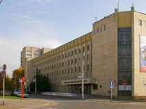 Кемеровский государственный университет, главный корпус