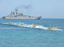 Высадка десанта Черноморского флота