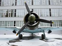 Ближний бомбардировщик Су-2