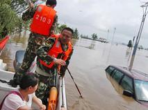 Наводнение в КНДР