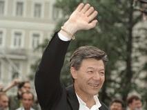 Александр Збруев на XXI Московском международном кинофестивале
