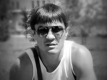 Футболист Артем Безродный