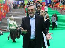 Александр Михайлов перед церемонией открытия 31-го Московского Международного кинофестиваля