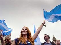Референдум о выходе Шотландии из состава Великобритании