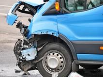 Последствия ДТП с участием маршрутного такси