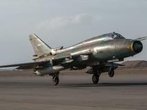 Самолет сирийских ВВС на базе Военно-воздушных сил Сирии в провинции Хомс