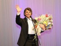 Сергей Захаров на концерте в Нарьян-Маре