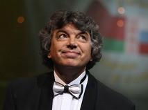 Сергей Захаров на концерте, посвящённом Дню единения народов Беларусии и России в Малом театре
