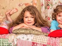 Дети Виктории Медведевой