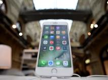 Новые смартфоны iPhone 7 и iPhone 7 Plus представлены на продажу в торговом центре ГУМ