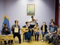 Музыкальная терапия для инвалидов