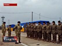 Воинская часть ВС Украины по подготовки солдат