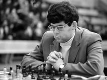 Шахматный тренер Марк Дворецкий