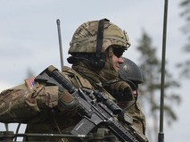 Военнослужащий армии США