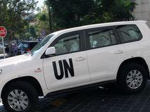 Автомобиль ООН