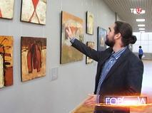 Выставка авторских работ реставраторов