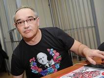 Блогер Антон Носик