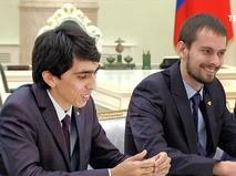 Учитель года из Армавира рассказал Путину о своей зарплате