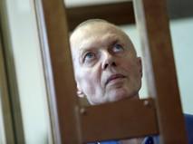 Оглашение приговора Сергею Галахову, застрелившему женщину-промоутера