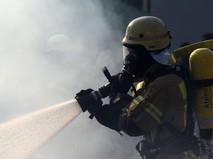 Пожарные в Германии