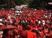 Митин в Венесуэле