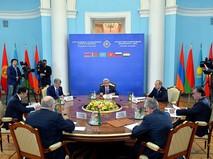 Сессия Совета коллективной безопасности Организации договора о коллективной безопасности