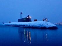 """Атомный подводный крейсер """"Смоленск"""""""