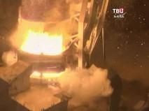Запуск космического корабля Cygnus