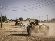 Военное подразделение армии Ирака