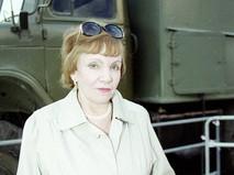 Поэтесса Римма Казакова